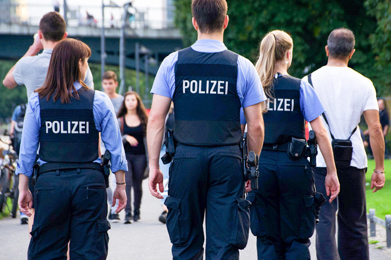 Thema Polizei