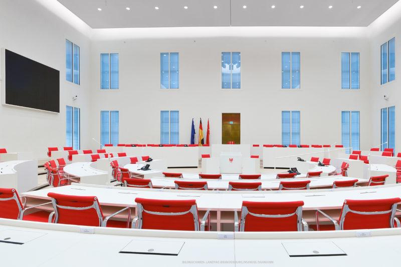 Landtag-Plenarsaal